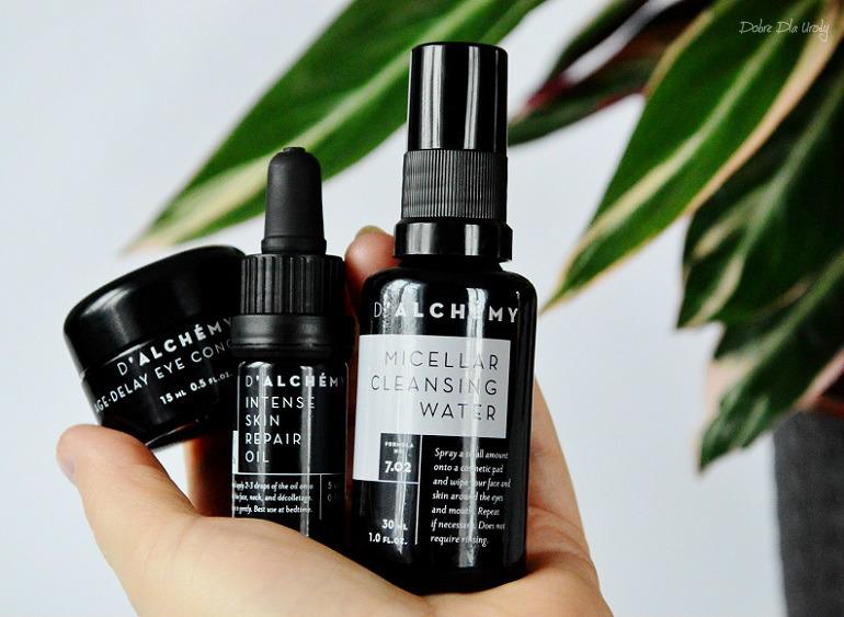Holistyczna pielęgnacja z d'Alchemy polskie kosmetyki naturalne