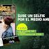 Sube un selfie en la naturaleza y gana una entrada de cine o un iPhone XR