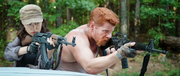 The Walking Dead - 5x11 - The distance