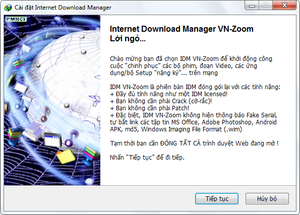 download idm silent vn zoom