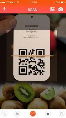 Cara Membaca QRCOde di Android