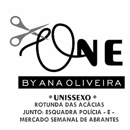 ONE - BY ANA OLIVEIRA