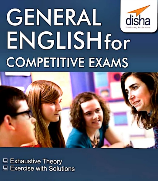Disha Publication General English Book For All Competitive