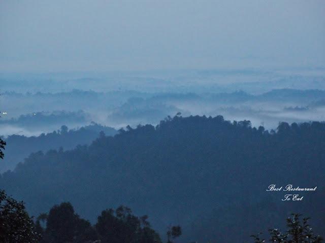 Sungai Lembing Bukit Panorama Morning View Kuantan Pahang