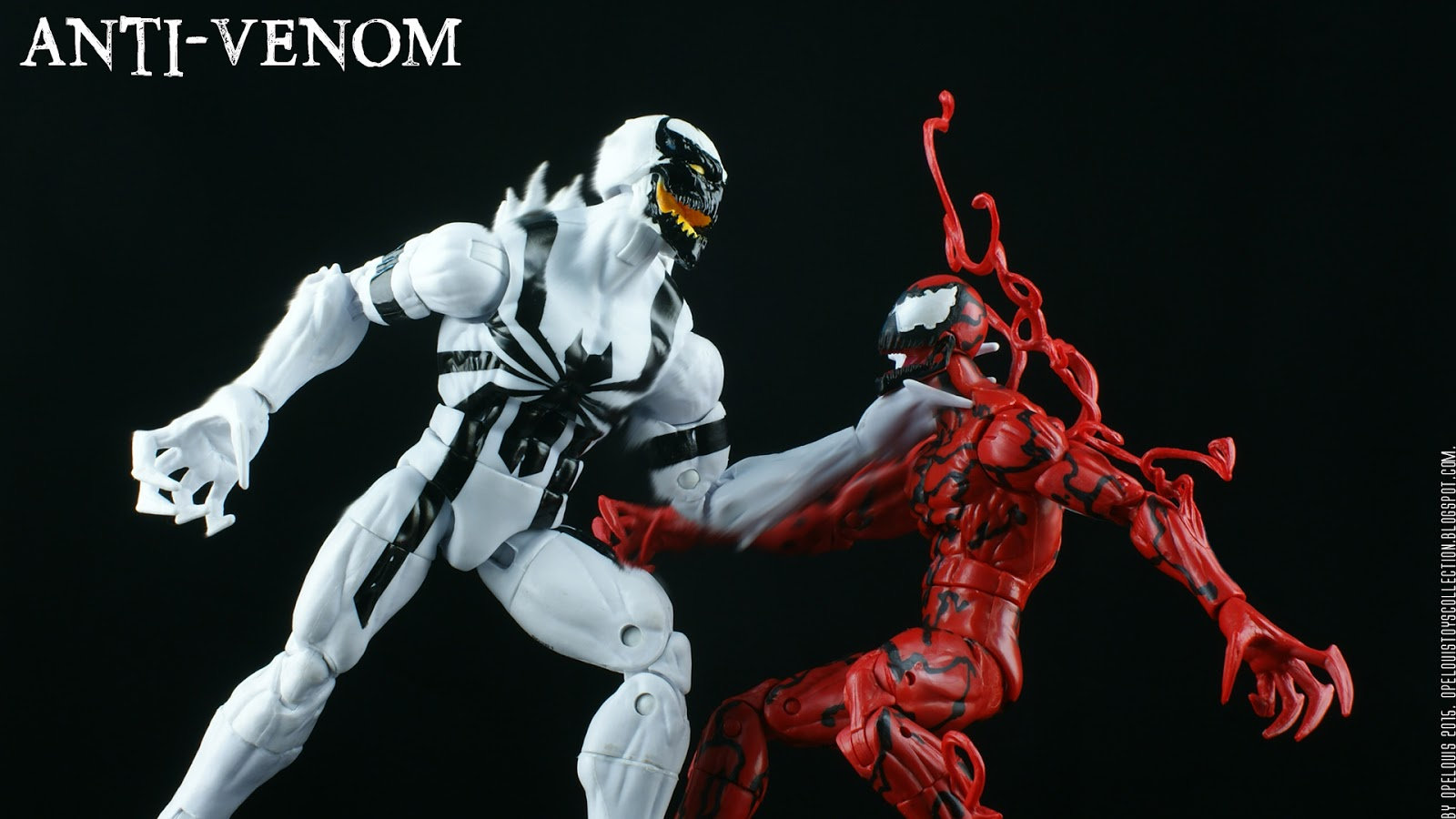Opelouis's Toys Collection: Marvel's Legend Anti-Venom.