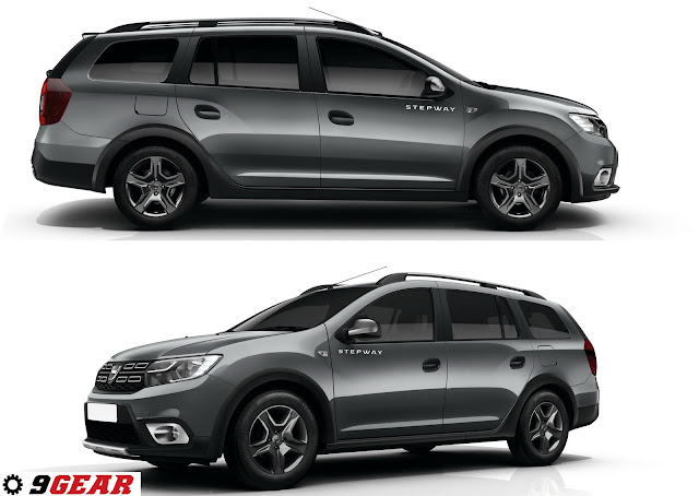 the new logan mcv has been added to dacia s crossover inspired stepway family car reviews. Black Bedroom Furniture Sets. Home Design Ideas