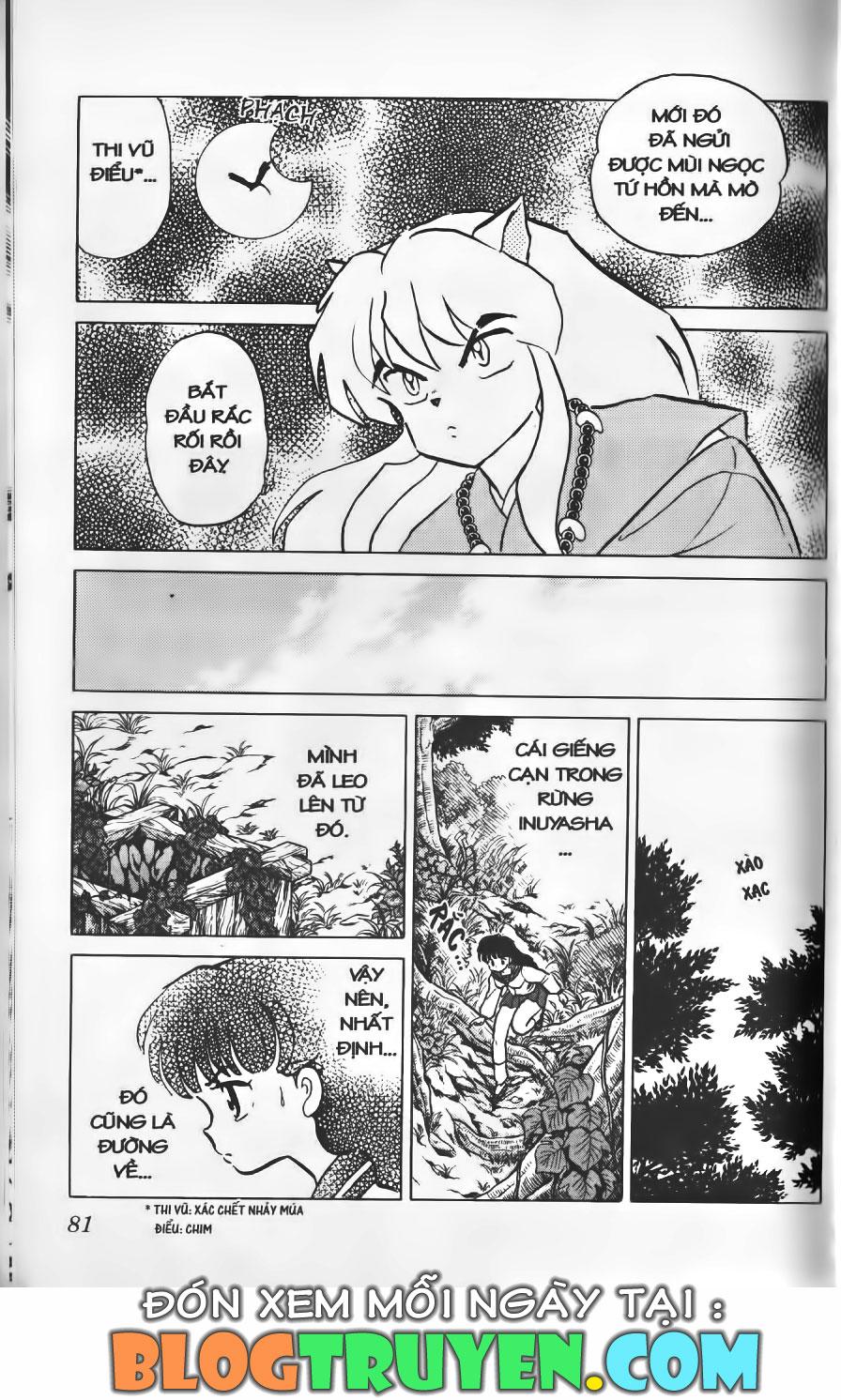 Inuyasha vol 01.3 trang 22