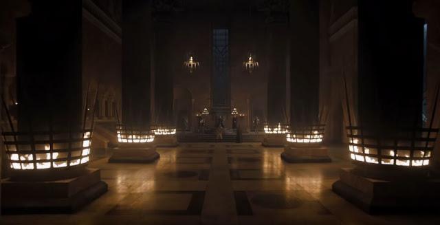 Cersei soledad trono de hierro trailer octava temporada juego de tronos