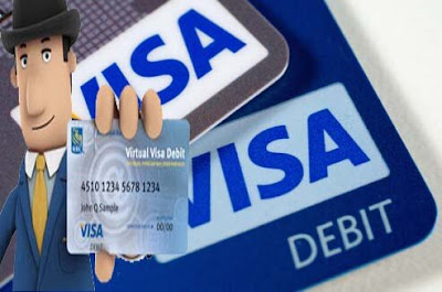 مواقع تمكنك من الحصول على بطاقة فيزا افتراضية بأسعار رخيصة (visa card)