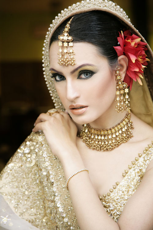 Pakistani bridal makeup |Bridal Jewellery