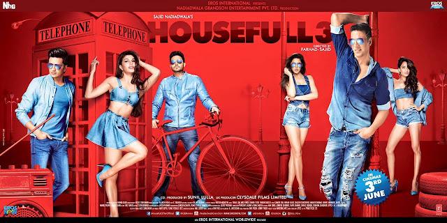 Housefull 3 Full Movie Download
