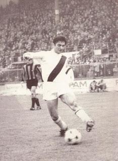 In azione contro l'Inter.