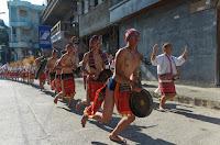 Gangsa Line Follow the Gong Dancer Leader