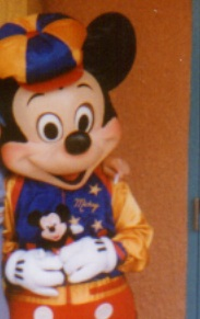Mickey in 1997