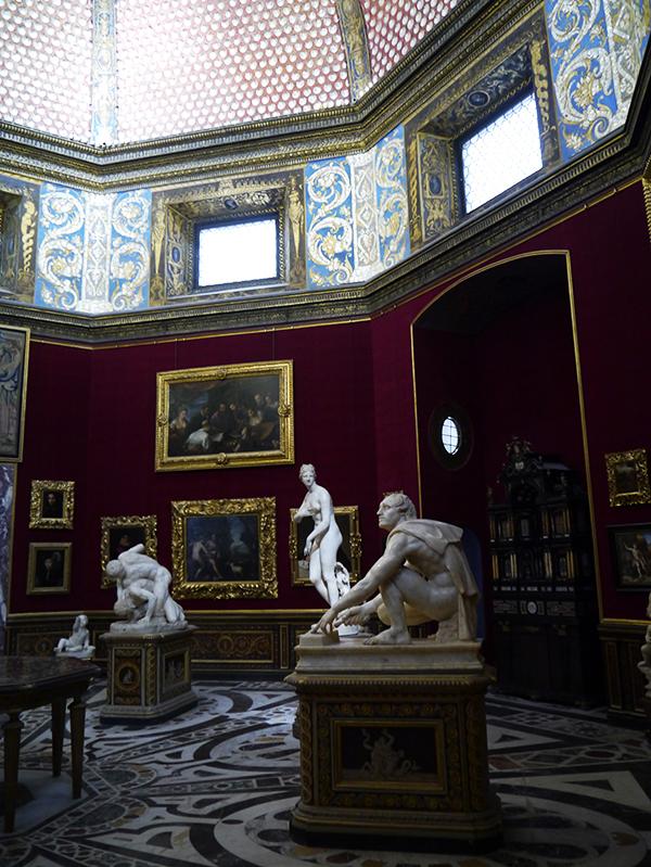 Uffizi Gallery Tribuna