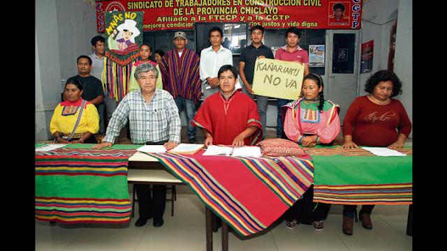 Comunidad Campesina San Juan de Cañaris Rechaza Compra de Lotes para Telecomunicciones