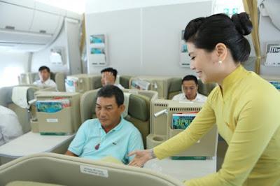 Vietnam Airlines mở bán vé máy bay Tết nguyên đán Đinh Dậu 2017