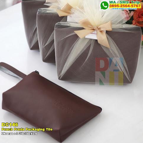 Pouch Prada Packaging Tile