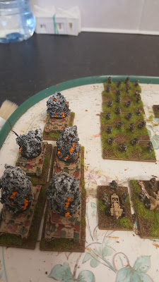 A German Infantry Battalion all finished picture 3