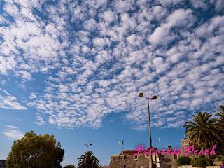 維拉弗朗西藍藍的天空
