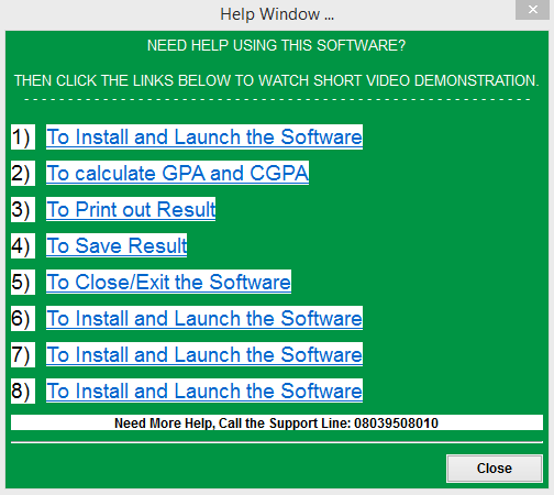 Geospatial solutions expert how to calculate gpa and cgpa help button this button will open a dialog box containing links to various help sections ccuart Image collections