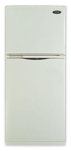 الثلاجة توشيبا 2 باب سعة 304 لتر