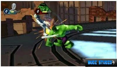 Marvel Super Hero Squad PPSSPP PSP 2