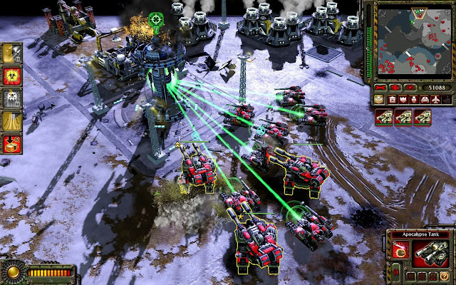 Command and Conquer Red Alert 3 Uprising Free Download Screenshot 3