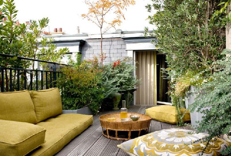 Come Preparare Al Meglio Terrazze E Balconi Per La Primavera Dettagli Home Decor