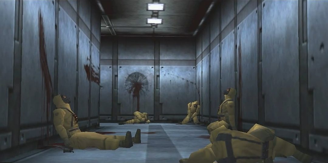 I Choose To Stand: Retrospective: Metal Gear Solid (1998)
