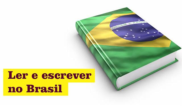 Ler e escrever no Brasil - Vamos conversar?