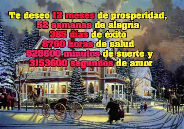 Hermosos deseos de feliz navidad