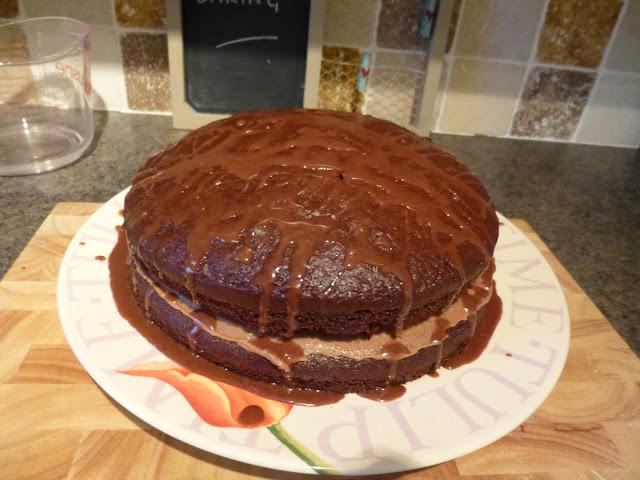 Betty Crocker Devil's Food Cake Mix