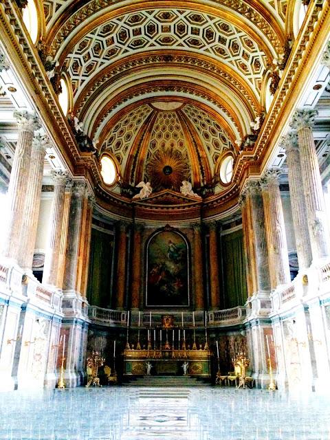 Reggis-Di-Caserta-Palatine-Chapel