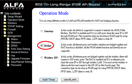 Technology: How to Configure Crown Access point Router