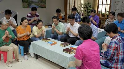 東方閃電-全能神教會-禱告