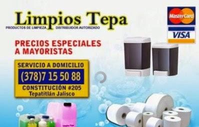 Limpios tepa productos de limpieza tepa directorio for Anuncios de limpieza