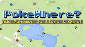 Mencari Pokemon Langkah Dengan Aplikasi Poke Where
