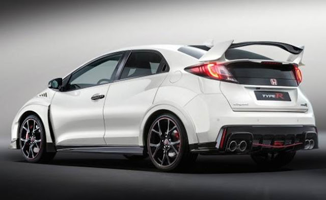 2017 Honda Civic Type R Rumors