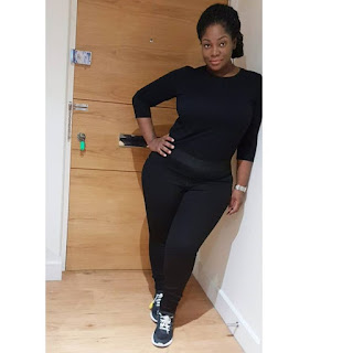 OAP Toolz Shares Lovely Post-Baby Body Photos