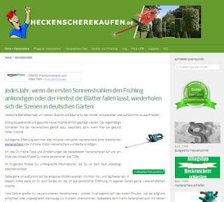 http://www.heckenscherekaufen.de
