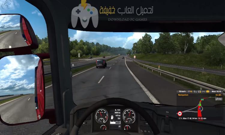 تحميل لعبة الشاحنات مضغوطة برابط مباشر
