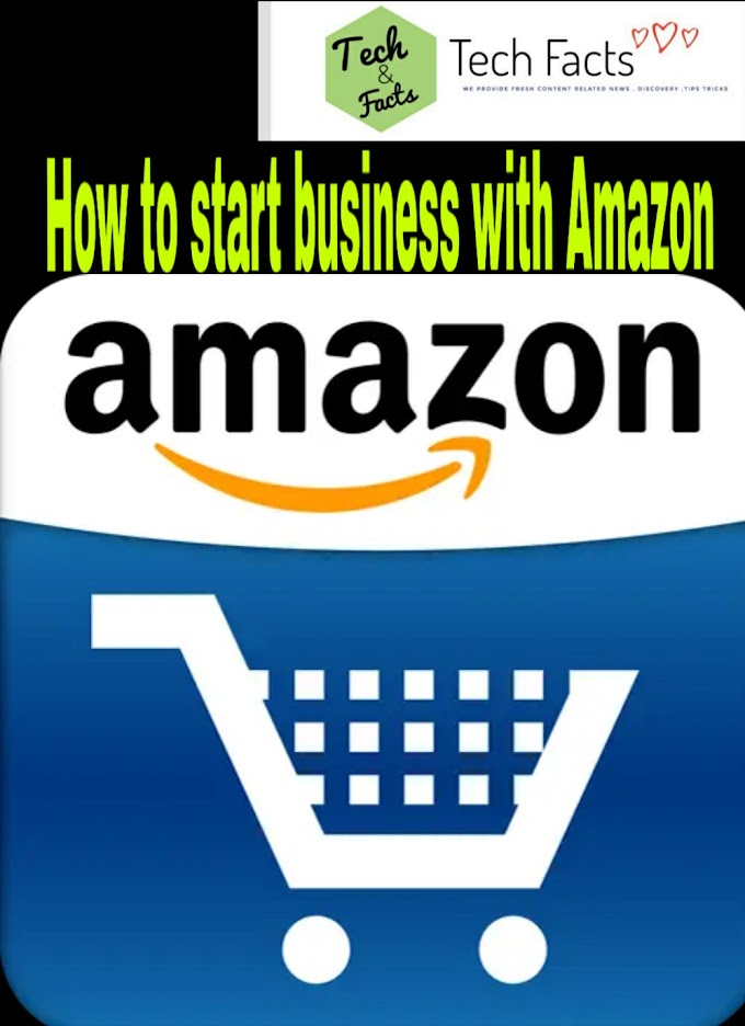 How to start our own business with amazon?