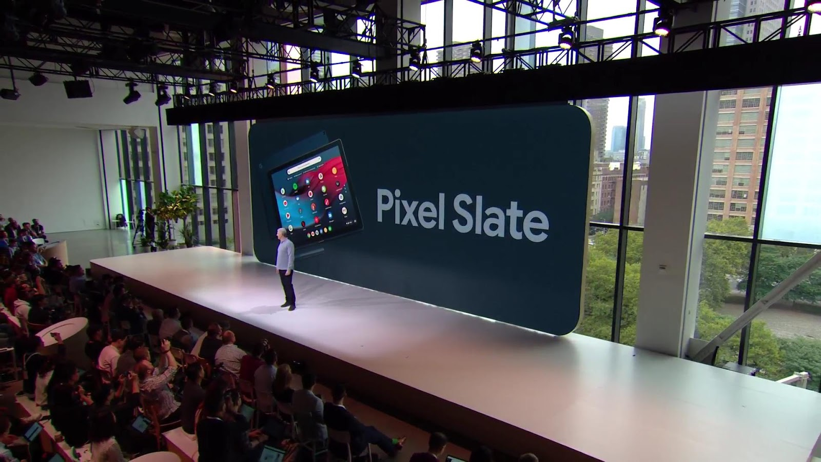 Google Pixel Slate Now Official With Powerful Specs, Optional Keyboard And New Pixelbook Pen