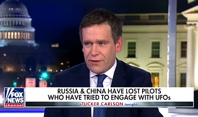 Russian and Chinese Pilots Have Been KIlled Chasing UFOs, Says Reporter Tom Rogan