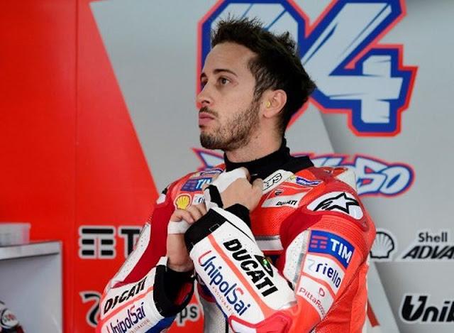 Dovizioso Senang Difavoritkan Tampil Apik di Seri Perdana MotoGP 2019