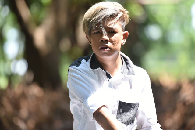 This is Marlou Arizala Before He Transformed into Xander Ford