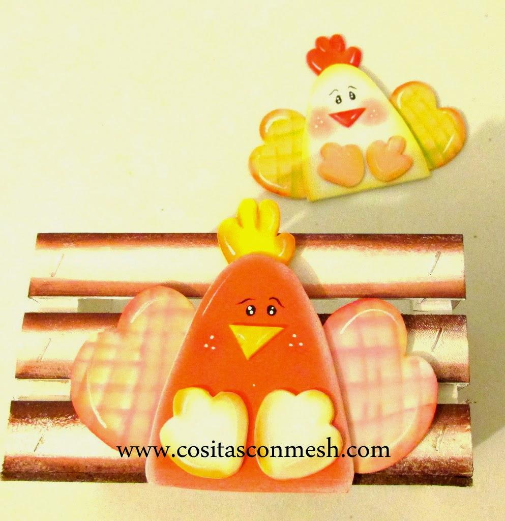 Cajita para los huevos de la cocina manualidades for Manualidades para la cocina