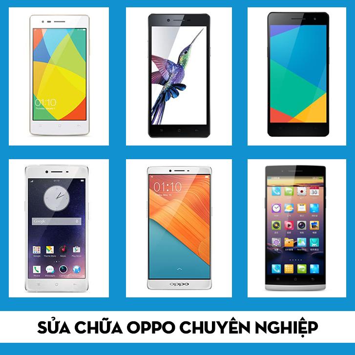 thay màn hình Oppo Find Mirror R819 giá rẻ