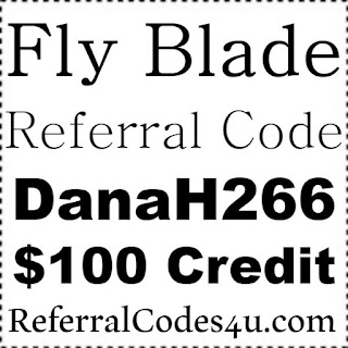 Blade Referral Code 2017, Fly Blade Coupon Code 2017, Fly Blade Sign Up Code 2017